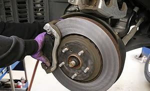 Disk Brake Job
